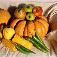 Сегодня праздник урожая... :: Кай-8 (Ярослав) Забелин