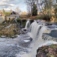 Кейла-Йоа - парк с водопадом под Таллином :: Alx NOname
