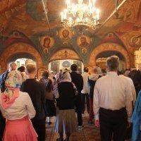 в праздник Покрова Пресвятой Богородицы :: Дмитрий Солоненко