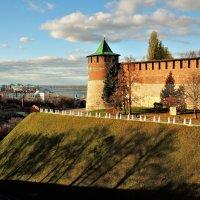 Крепость на Волге :: Вячеслав Маслов