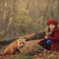 Осень она такая :: Inna Sherstobitova