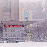 Близнецы и Зима... :: Кай-8 (Ярослав) Забелин