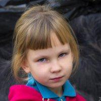 Девочка :: Валерий Басыров
