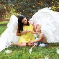 ангелы :: Tatyana Zholobova