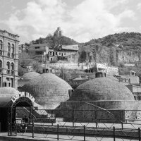 Тбилиси. Старый город. Серные бани... :: Виктория