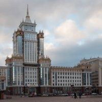 Университет :: Владимир Новиков