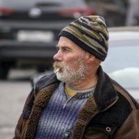Курильщик. :: Анатолий. Chesnavik.