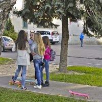 Из чего, из чего же, из чего же сделаны эти мальчишки ... ? :: Ольга Винницкая (Olenka)