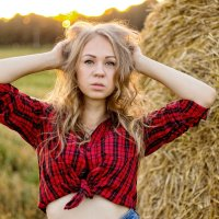 Ах,верните нам жаркое лето... :: Анастасия Худошина