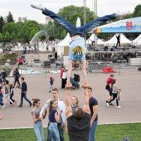 не слабо на травке :: Олег Лукьянов