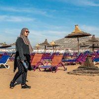 Марокканцы... молодежь... :: Александр Вивчарик