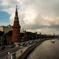 Вечно молодой Кремль :: Павел