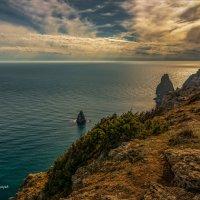 Фиолент и море :: Александр Пушкарёв