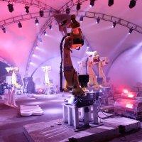 Танец маленьких роботят :: tipchik