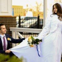Ах эта свадьба :: Ирина Карябкина