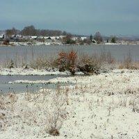 А снег идет... :: Нэля Лысенко