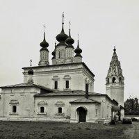 Суздаль. Александровский монастырь :: Евгений Кочуров