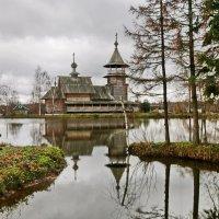 Церковь Благовещения Пресвятой Богородицы. :: Ирина Нафаня