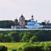 Суздаль. Васильевский монастырь :: Евгений Кочуров