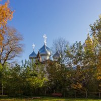В Кремлевском парке :: Нина Кутина