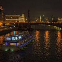 По Москве-реке ... :: Va-Dim ...