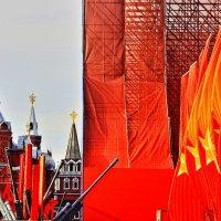 Красная площадь 6 ноября :: олег свирский