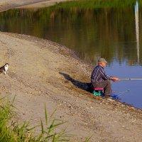 Ловись рыбка!!!! :: Игорь Сикорский
