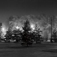 первый снег :: Александр Катаев