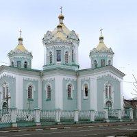 ....церковь   в  г.л. ХОТИСК (,Беларусь) :: Георгий Никонов