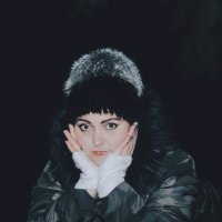 Холодно и грустно :: Яна Минская