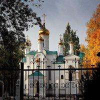 Храм в честь Всех Святых. Тольятти. Самарская область :: MILAV V