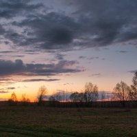 Апрельский закат. :: Андрий Майковский