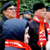 На митинге :: Raduzka (Надежда Веркина)