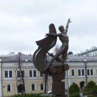 Памятник знаменитому танцовщику Рудольфу Нуриеву :: Наиля