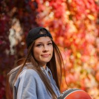 Спортивная осень :: Darina Mozhelskaia
