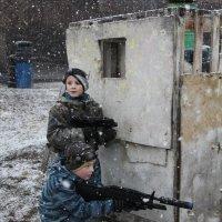 Дети войны :: Алексей Коннов