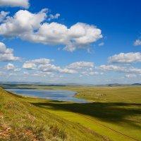Озеро Тус. :: Nikolay Svetin