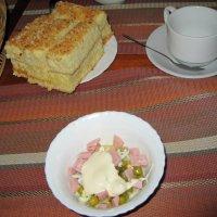"Обед в кафе  ""Прешпект"" :: Gen Vel"