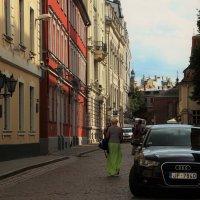 Однажды по улочкам Риги :: Татьянка *
