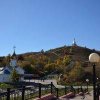 Свято-Троицкий Холковский монастырь (также Холков-Царёв-Николаевский монастырь) — единственный дейст :: Сергей Щеблыкин