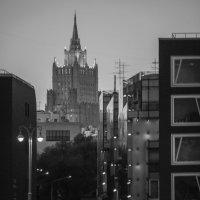 Осенний вечер :: Наталья Rosenwasser