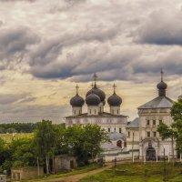 Свято-Успенский Трифонов мужской монастырь :: Сергей Цветков
