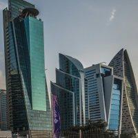 современная архитектура Дубая :: Георгий А