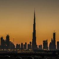 линия горизонта Дубая :: Георгий А