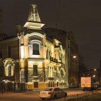 По ночным улицам города :: bajguz igor