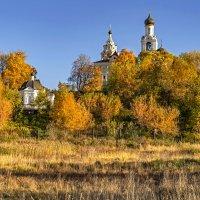 Свято-Благовещенский монастырь в Киржаче :: Владимир Ефимов