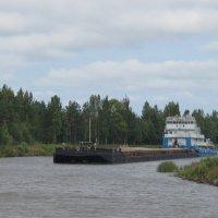 На Онежском канале :: Вера Щукина