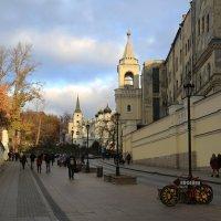 Прогулка по осенней Москве :: ninell nikitina