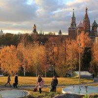 Осенняя Москва :: ninell nikitina
