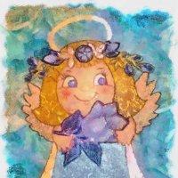 Ангельское послание.... :: Tatiana Markova